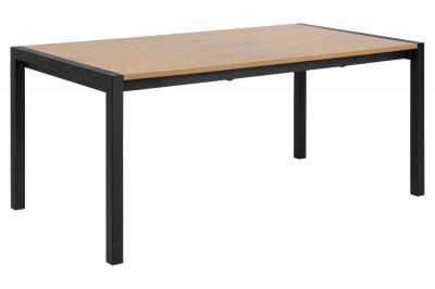 Stílusos étkezőasztal Semaj 170 -250 cm vad tölgy