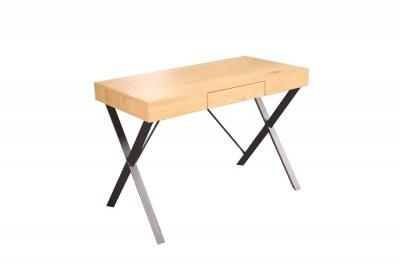 Stílusos íróasztal Kiana 110 cm tölgy minta