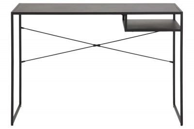 Stílusos íróasztal Layton fekete