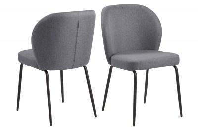Stílusos szék Cindy szürke