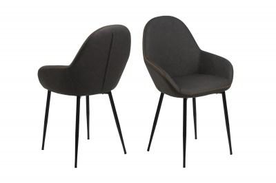 Stílusos szék Alard galamb szürke