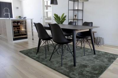 Széthúzható asztal Ronald 230 fekete