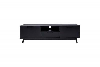TV asztal Ronald fekete